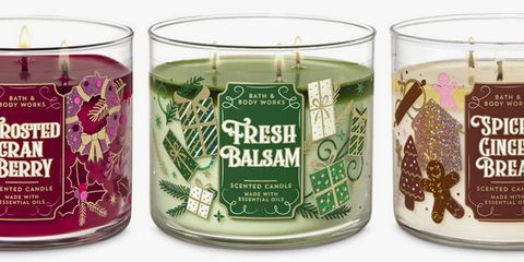 Bath And Body Works 2020 Candle Christmas Scents Bath & Body Works Just Released Its 2019 Christmas Candles, So