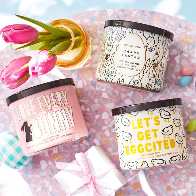 bath and body works easter 2021 collection