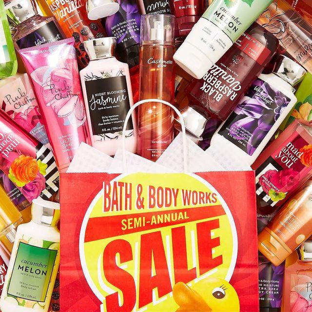 bath  body works winter 20202021 semi annual sale