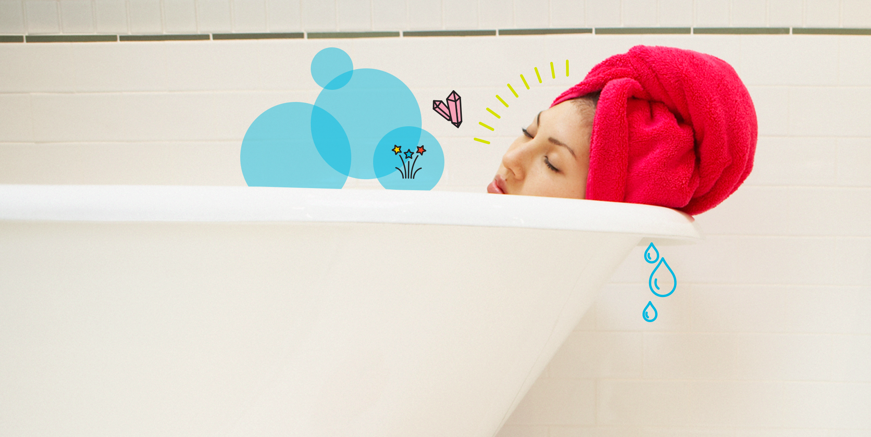 Using CBD Bath Bombs To Promote Sleep