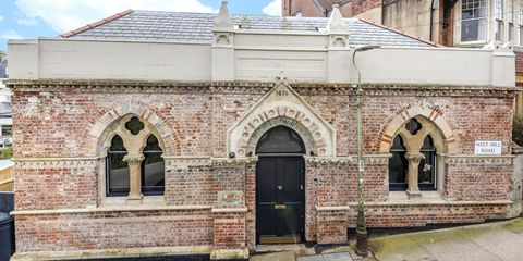 The Old Bath House in St Leonards
