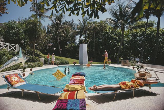 pool at four winds