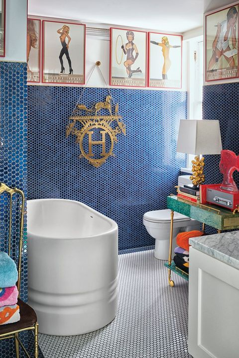 13 Chic Bathroom Art Ideas Best Artwork For Bathrooms