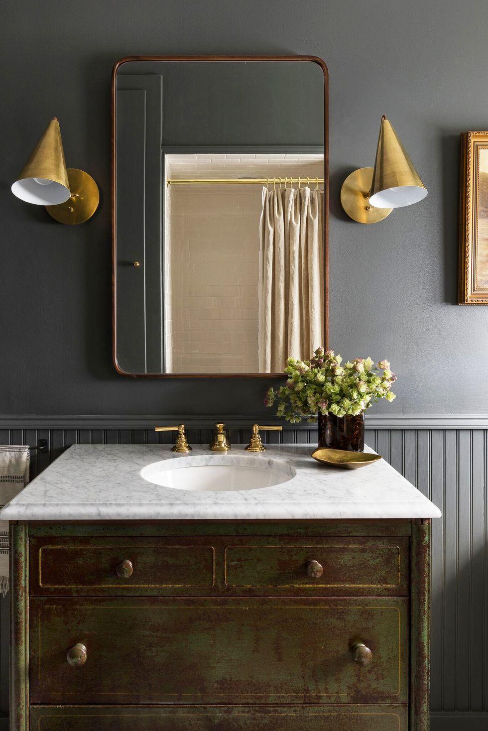 5 Best Bathroom Colors - Top Paint Colors for Bathroom Walls