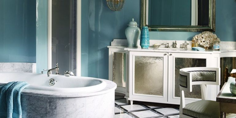 Bathroom Colors - Bathroom Paint Color Ideas