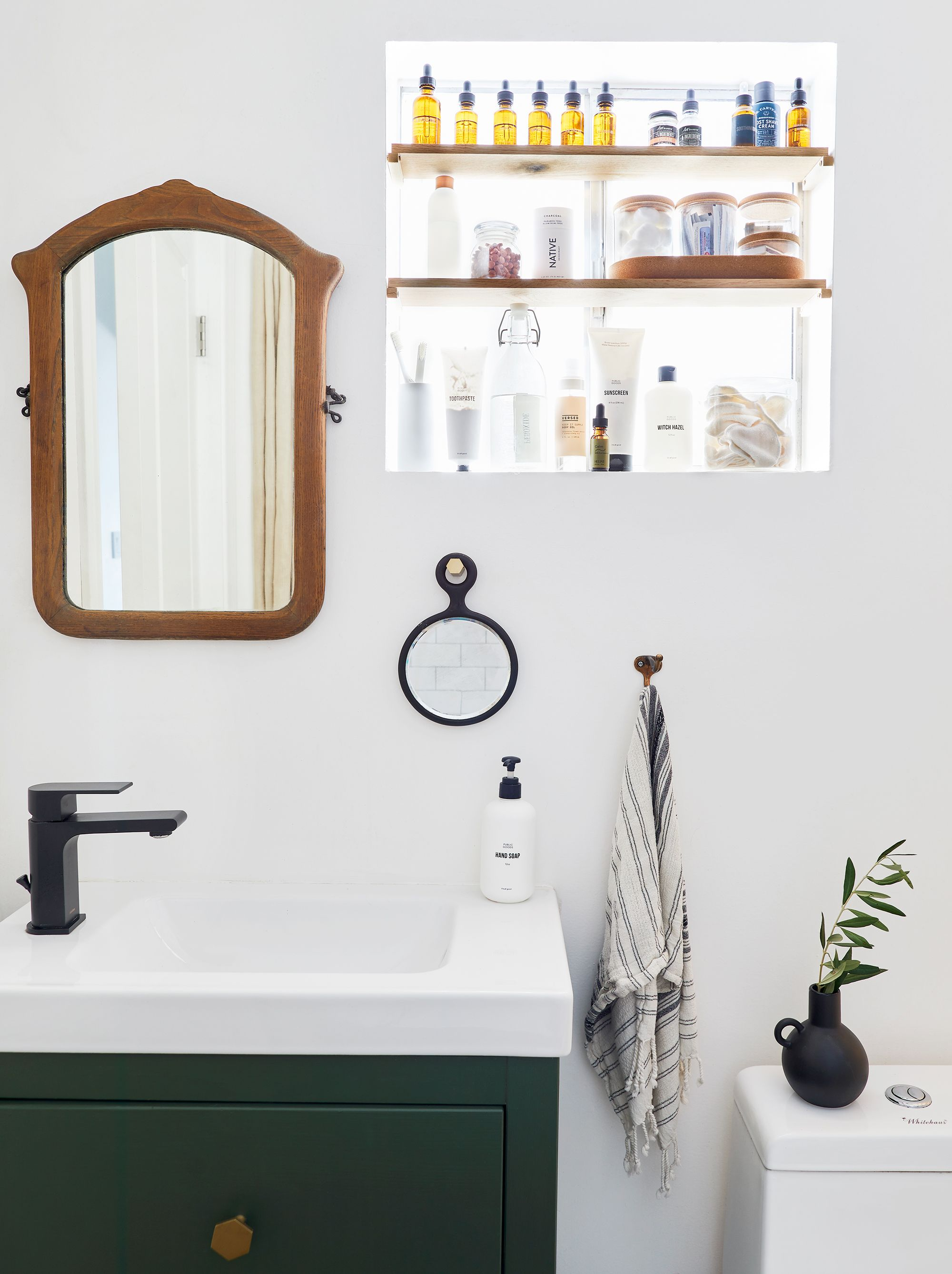 Bathroom Storage And Organization Ideas