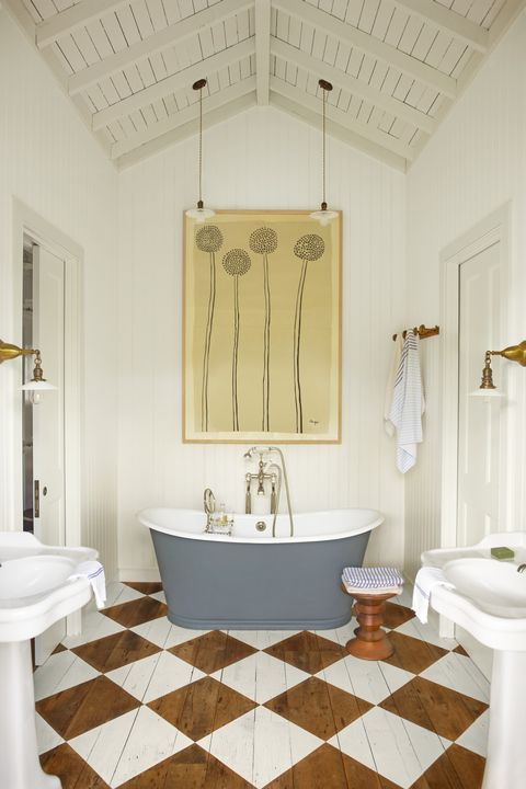 bathroom decor ideas antique
