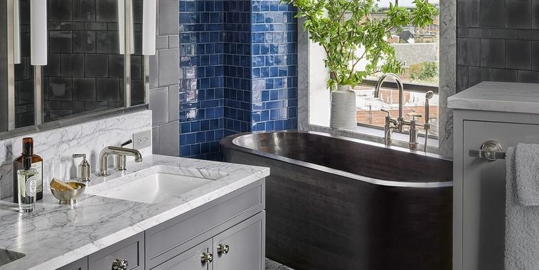 when it comes to bathroom design weve got inspiration in droves from petite powder rooms to palatial master baths weve seen it all - Bathroom Design Ideas