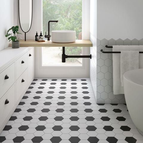 Bathroom Flooring Ideas For 2021, What Is The Best Flooring For Small Bathrooms