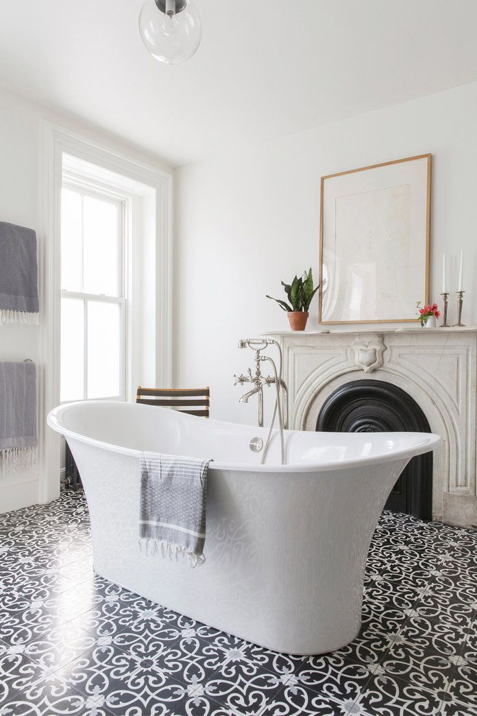 Freestanding Tub Decorating Ideas