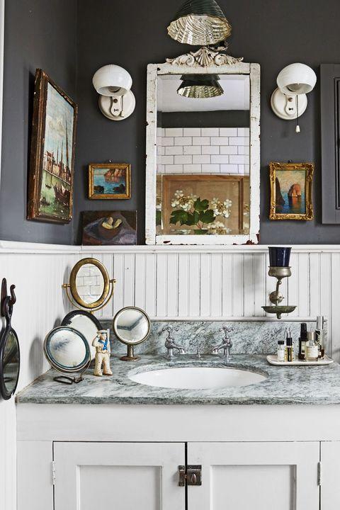 bathroom ideas vintage fixtures