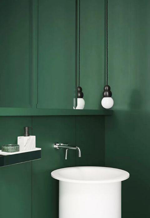 лучший вид света для ванных комнат