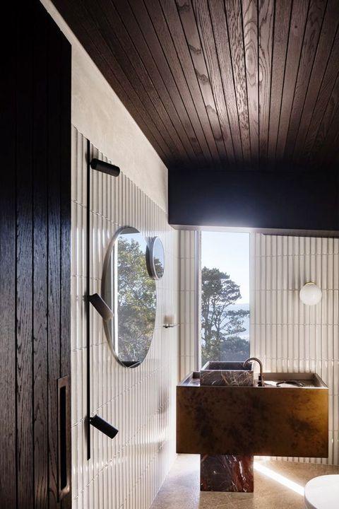 15 Chic Bathroom Lighting Ideas Flattering Light For Bathrooms