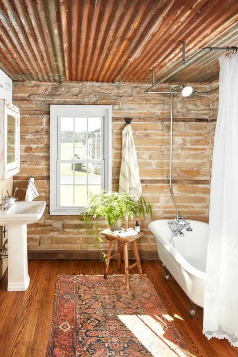 21 Bathroom Mirror Ideas For Every, Cottage Bathroom Mirror Ideas