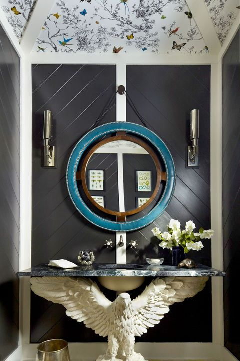 21 Bathroom Mirror Ideas For Every Style Bathroom Wall Decor
