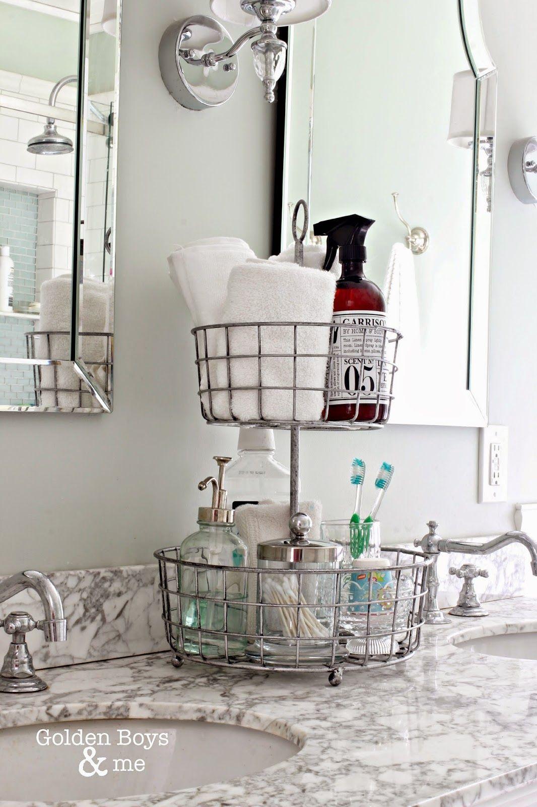 Merveilleux Bathroom Organization Ideas Stand