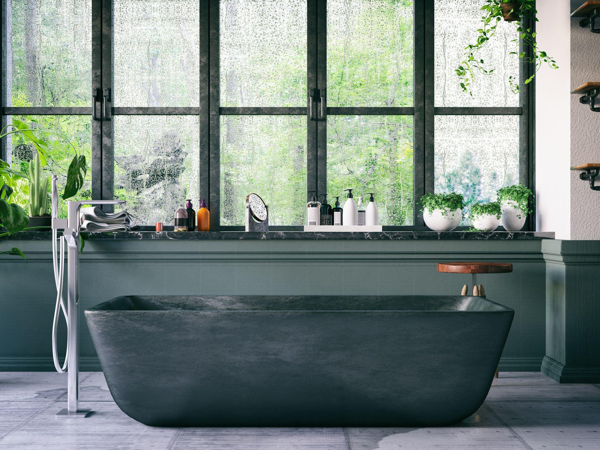 25 Best Bathroom Paint Colors Por