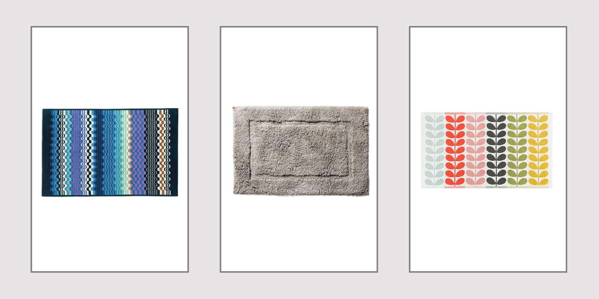 13 Stylish Rugs to Cozy Up Your Bathroom