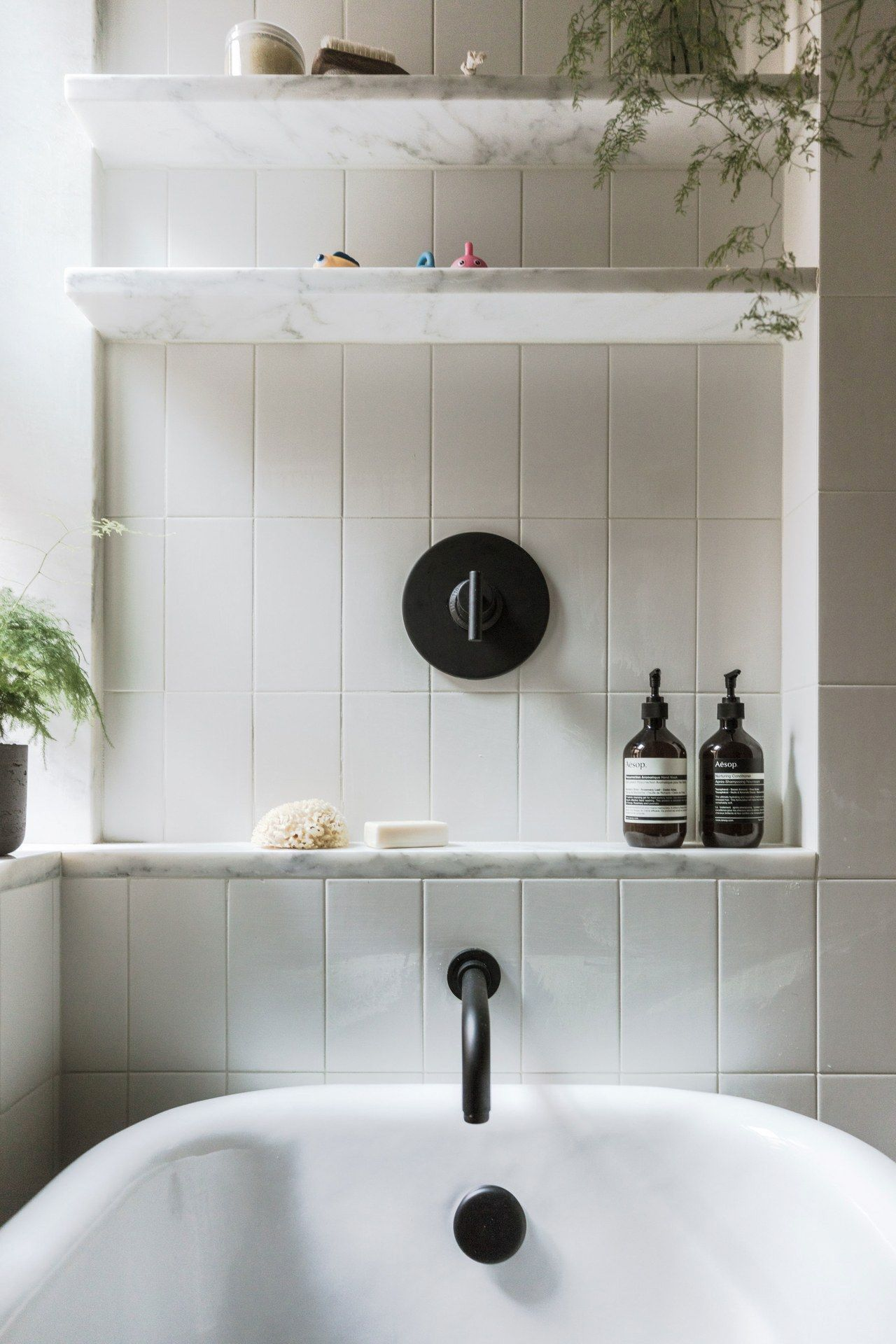 12 Stylish Bathroom Shelf Ideas - The Most Clever Bathroom Storage