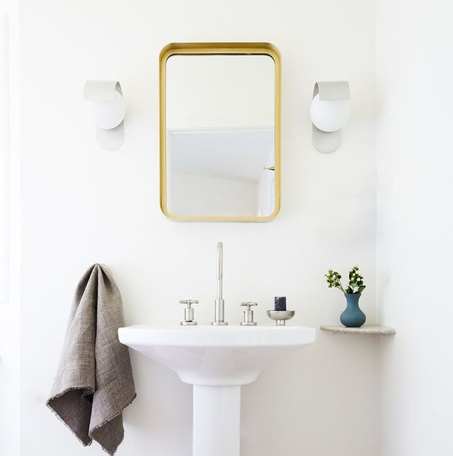25 Stylish Bathroom Shelf Ideas The Most Clever