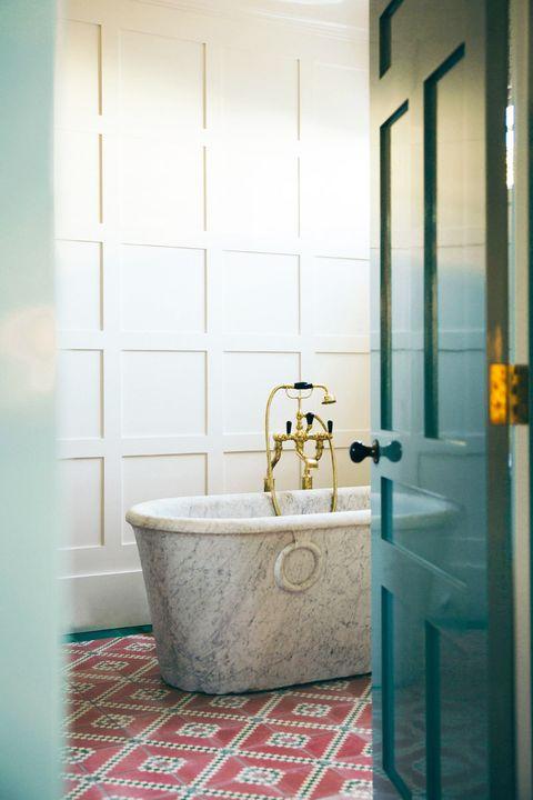 48 Bathroom Tile Ideas - Bath Tile Backsplash And Floor Designs