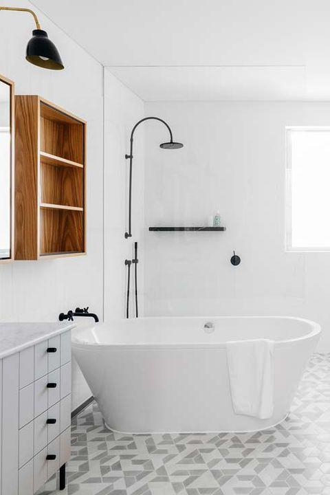 45 Bathroom Tile Ideas Bath