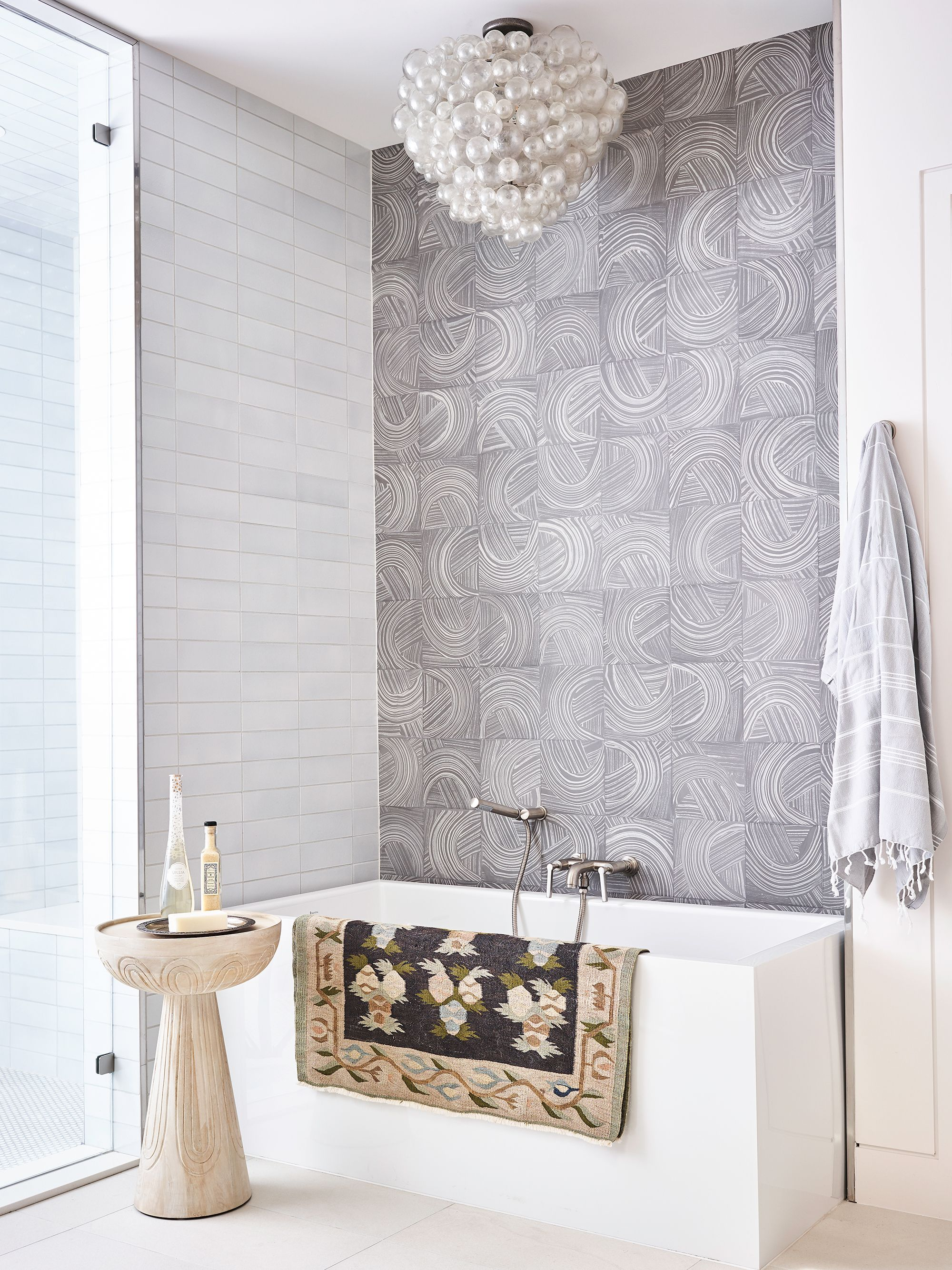 48 Bathroom Tile Ideas Bath Tile Backsplash And Floor Designs