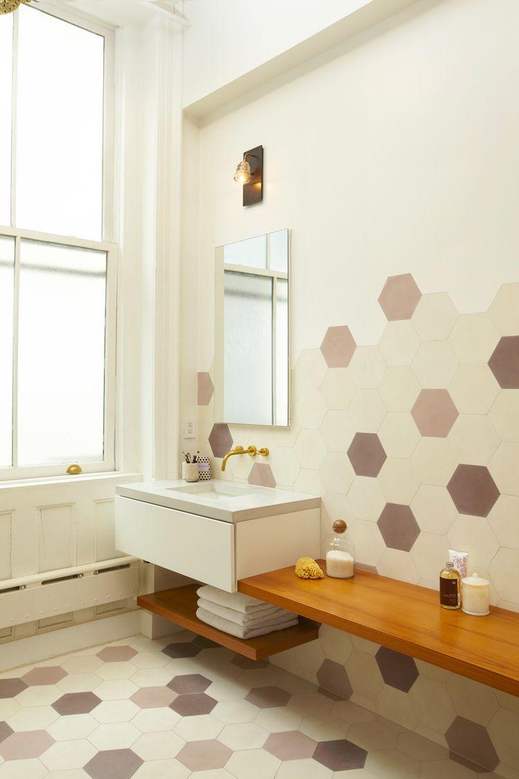 15 Bathroom Tile Design Ideas - Tile Backsplash and Floor ...