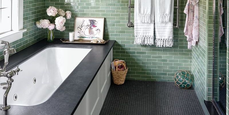 Creative Bathroom Tile Design Ideas Tiles For Floor