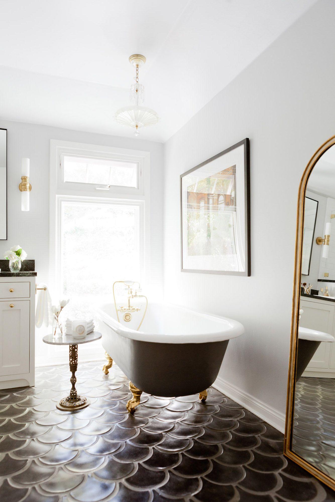 8 Best Bathroom Tile Trends