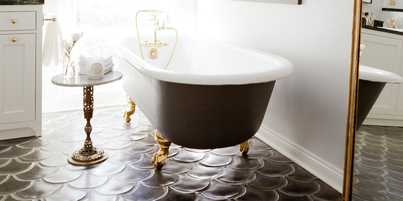 Bathroom Tile Trends Youll See In