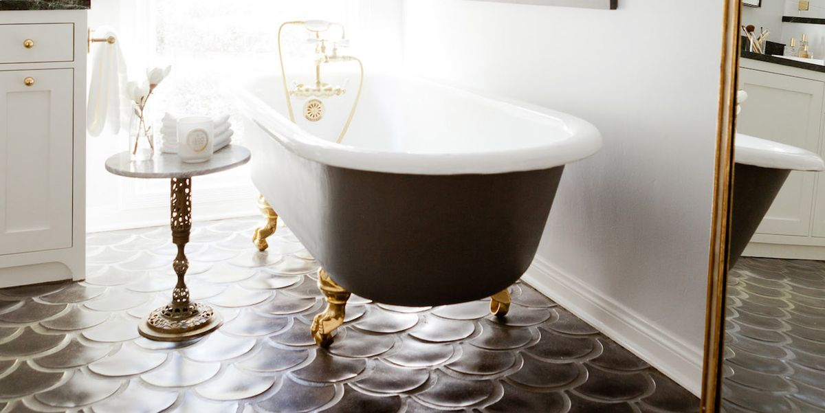 8 Best Bathroom Tile Trends - Bathroom Tile Ideas