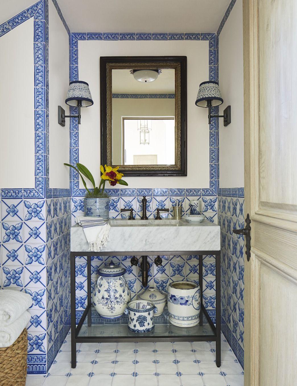 15 Bathroom Tile Decorating Ideas
