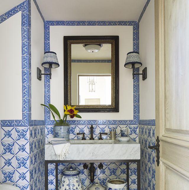 15 Bathroom Tile Decorating Ideas - Designer Inspiration For ...