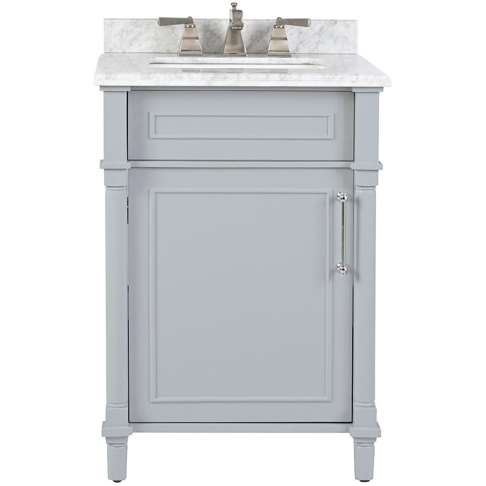small bathroom vanity  sc 1 st  Elle Decor & 25 Small Bathroom Vanities For Glamorous Bathrooms \u2014 Buy Small ...