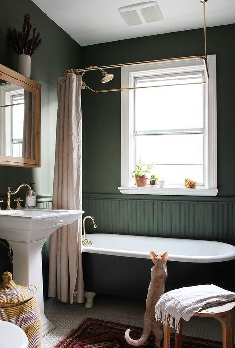 Broan's Sensonic Bath Ventillation Fans Have A Built-In