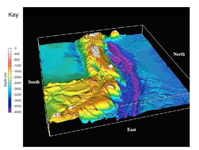 Pangea Gave Us Modern Oceans