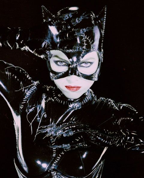 "Michelle Pfeiffer in ""Batman Returns"""