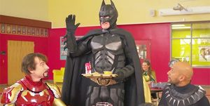 Batman Universo Marvel Vengadores
