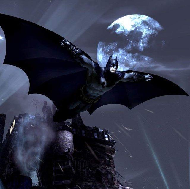 Batman, Fictional character, Cg artwork, Darkness, Space, Illustration, Demon, Art,