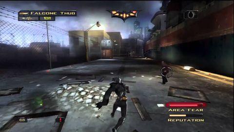 una imagen de un videojuego de batman