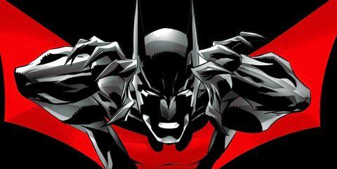 batman beyond pelicula animada warner