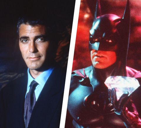 batman rankings george clooney