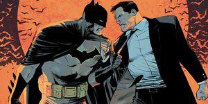 Batman enfermedades mentales