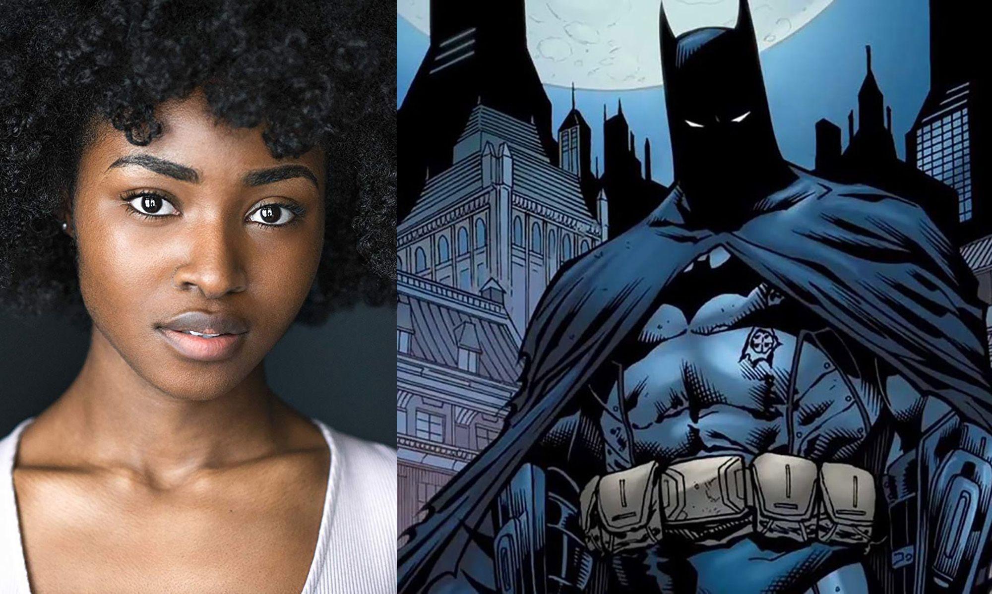 'The Batman': Jayme Lawson, nuevo fichaje para la película