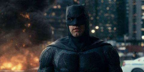 batman liga justicia escena eliminada