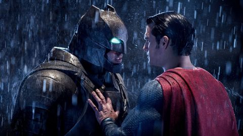 batman v superman el amanecer de la justicia 2016 ben affleck y henry cavill