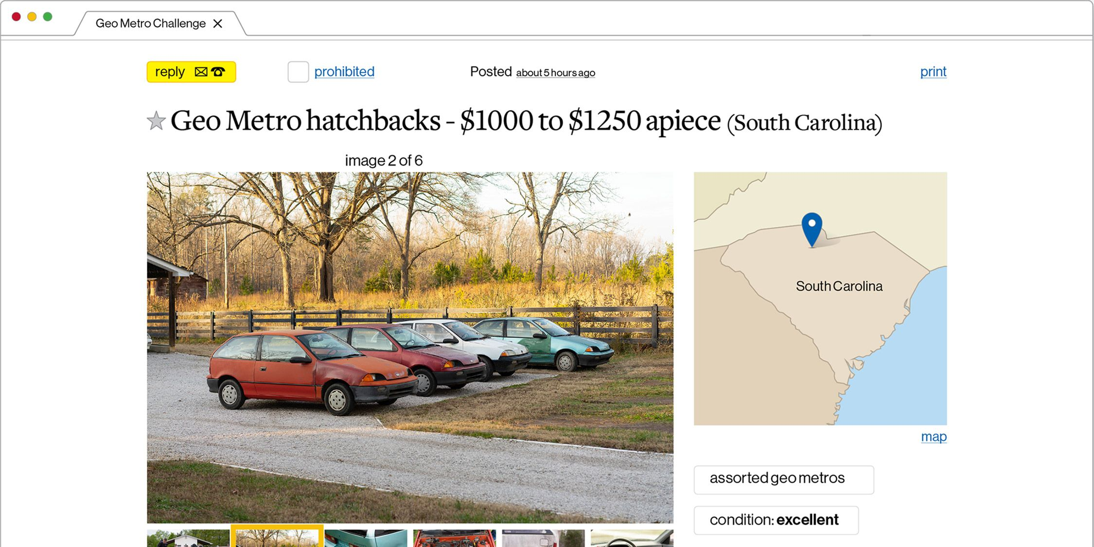 https://www caranddriver com/features/a22533828/battle-of-the-beaters-v-the-geo-metro-craigslist-cup/