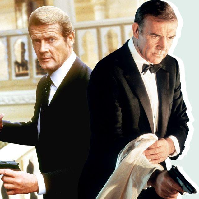 ロジャー・ムーアとショーン・コネリーによる「007  ボンドの戦い」が起きた1983年
