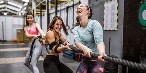 vrouwvriendelijke gyms
